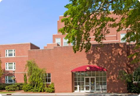 The Conservatory of Music Building