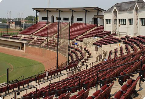 Winthrop University Virtual Tour Ballpark