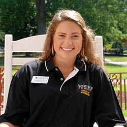 Winthrop Admissions Assistant - Catherine Condon