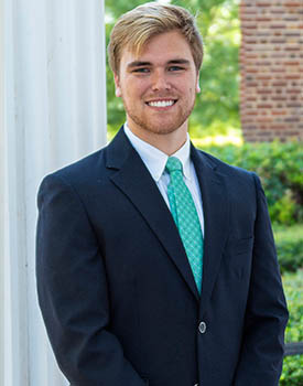 Winthrop Admissions Counselor: Ty Robbins