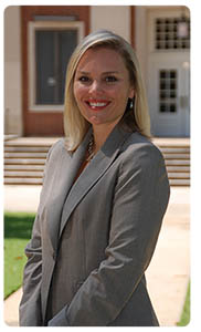 Admissions Counselor: Megan Rolf
