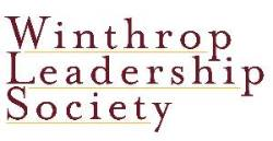 winthrop  leadership society logo