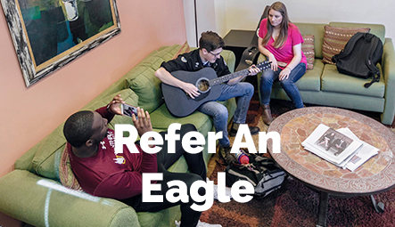 refer an eagle