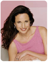Medal of Honor - Recipients - Andie MacDowell