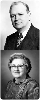 Medal of Honor - Recipients - Walter B. Roberts and Georgina Wooton-Roberts