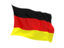 Germany flag, small