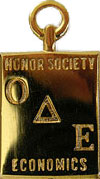 Omicron Delta Epsilon Honor Society