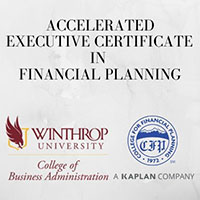 Financial Planning Certificate Logo