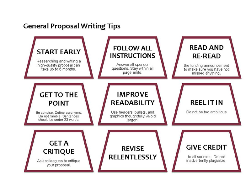 ProposalWritingTips