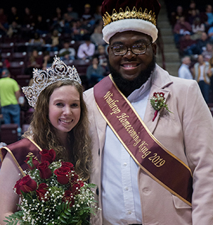 2019 hoco king and queen