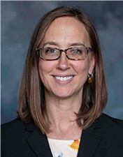 Provost Adrienne McCormick