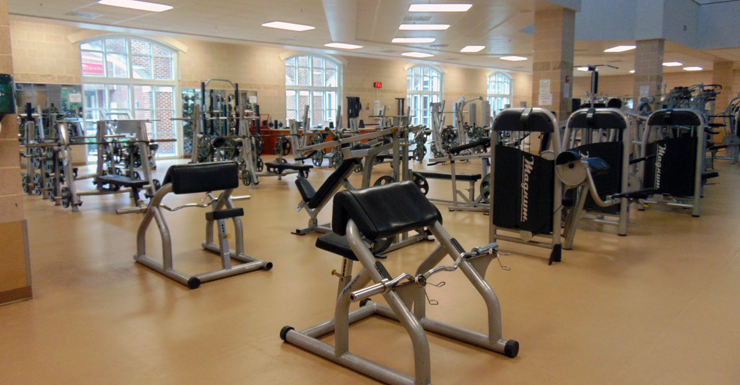 West Center Weight Room