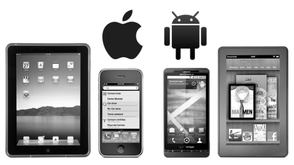 iOS and Android Mobile Devices