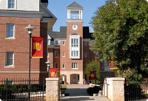 Courtyard at Winthrop