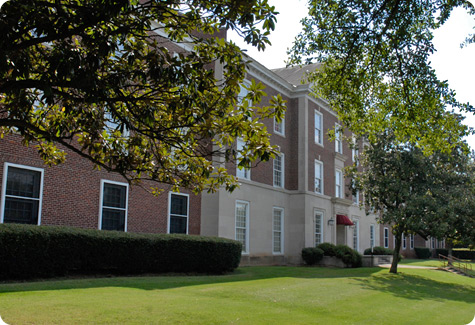 Lee Wicker Hall